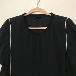 ATM Anthony Thomas Melillo Dresses - ATM 100% SILK Black Dress with Pockets